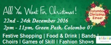 Colombo Christmas Street