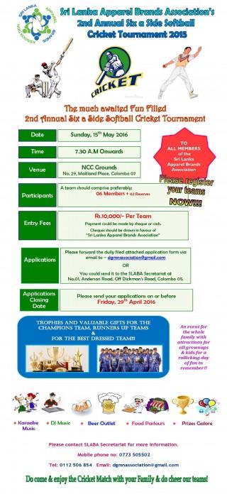 Draft Flyer - SLABA Cricket Tournament 2014_Page_1