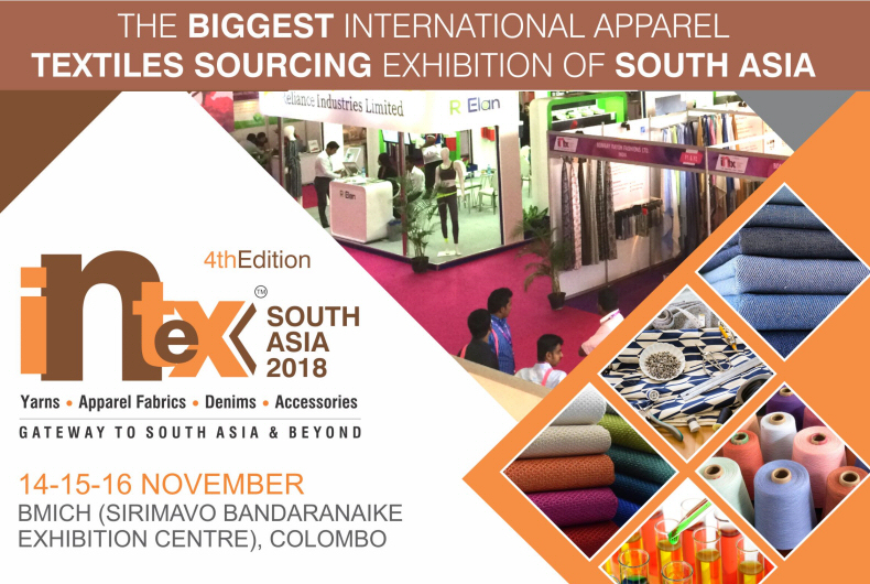 INTEX SOUTH ASIA 2018